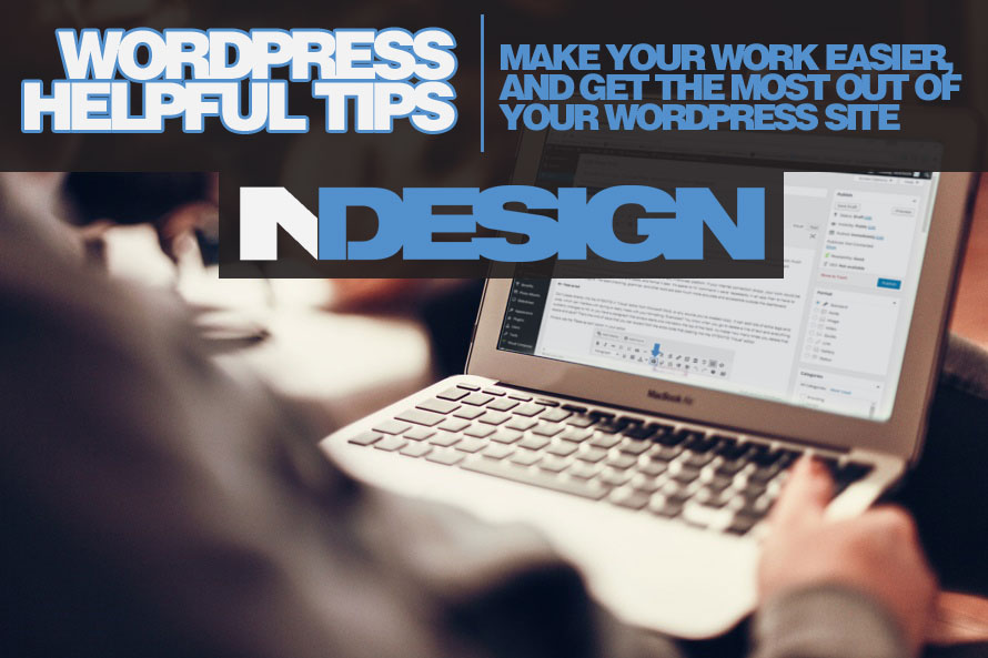 WordPress Helpful Tips